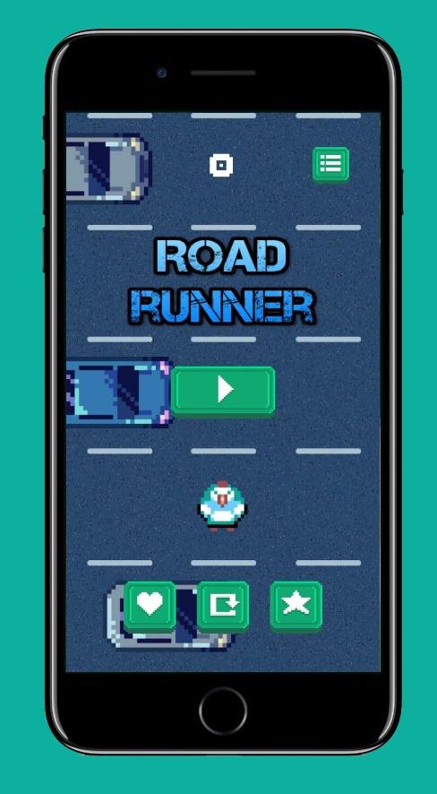 Road Runner Game