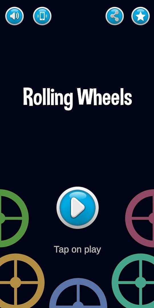Rolling Wheels