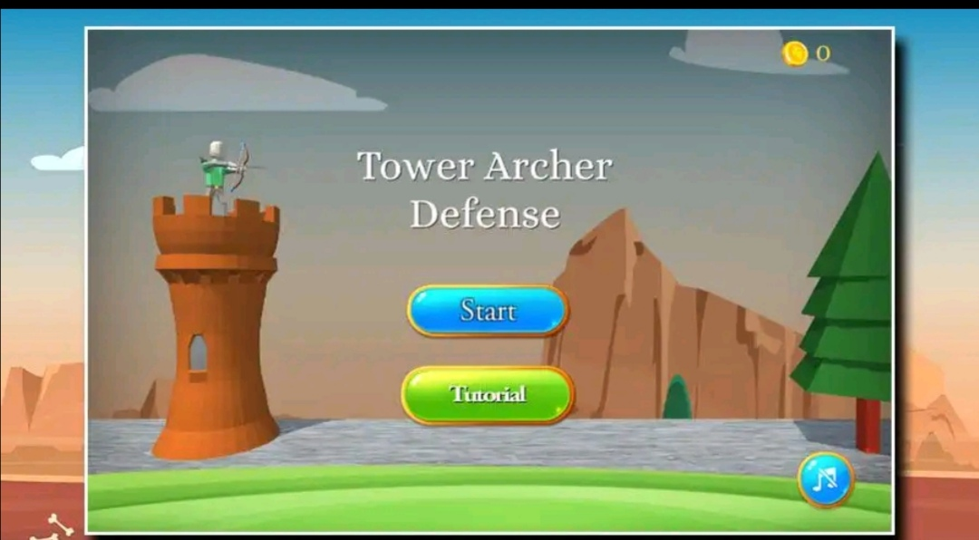 Tower archer defense