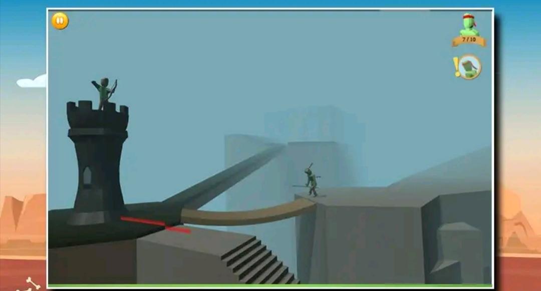 Tower archer defense
