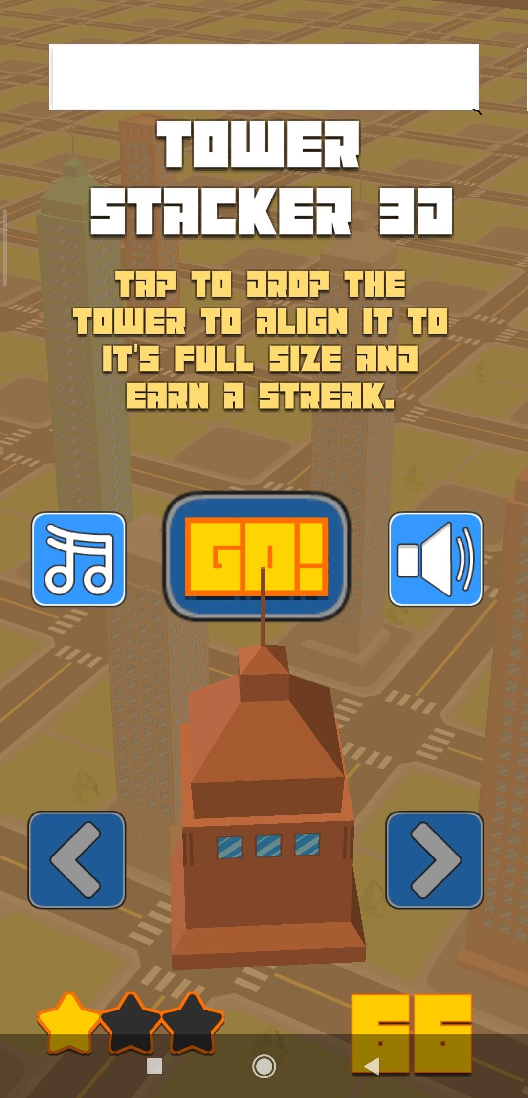 Tower Stacker 3D