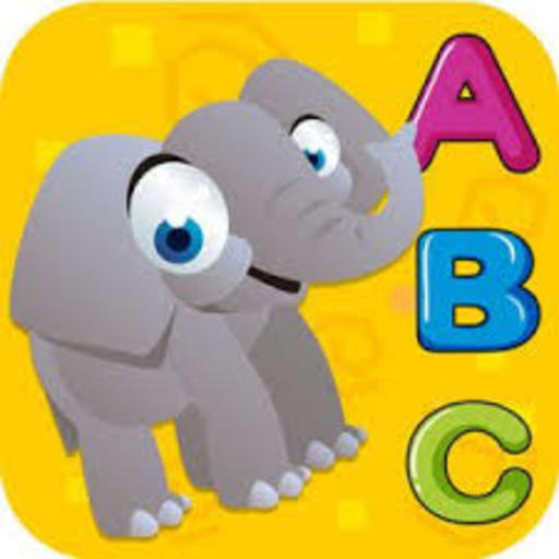 ABC Animal Alphabet Tracing - Name Puzzle Coloring