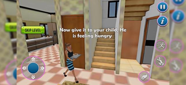 Real Mom Life Simulator Game