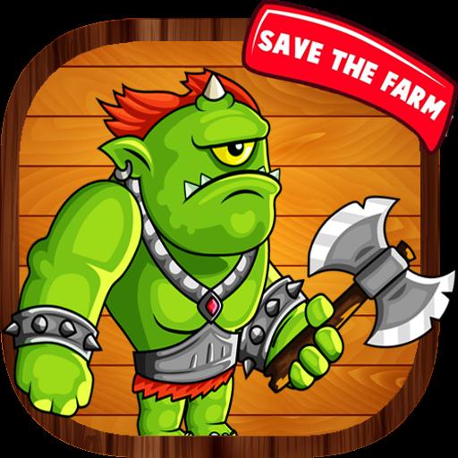 Save the Farm – 3D Farm simulator game