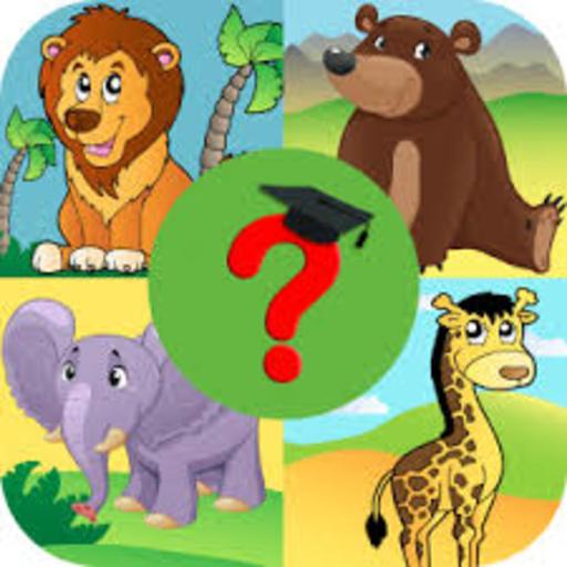 Wild Zoo Animals Quiz Fun App