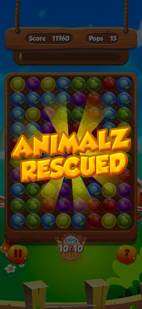 Animalz Pop-em