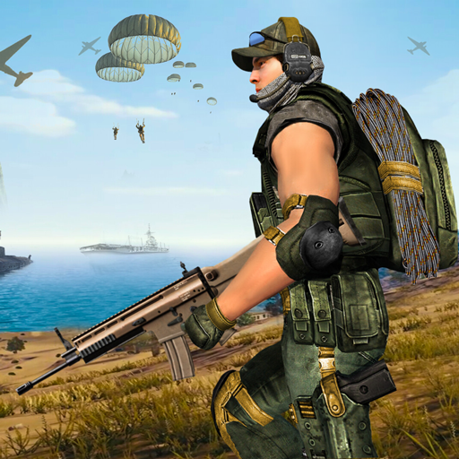 Cover Commando Strike - Shooting Games