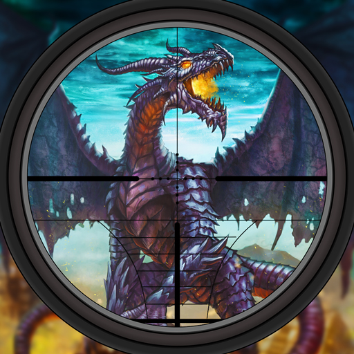 Dragon Hunting Sniper Shooting Game