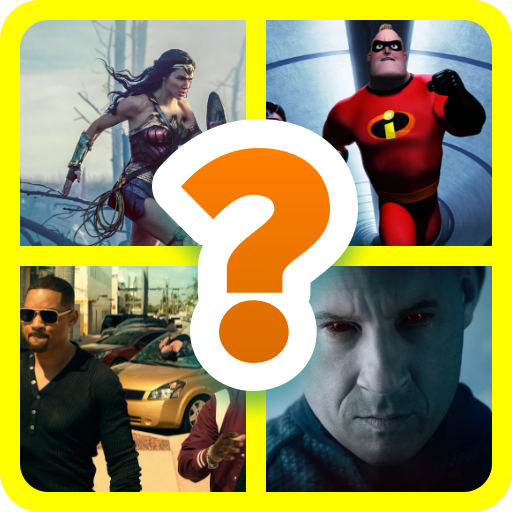 Guess the movies 4 pics 1 word