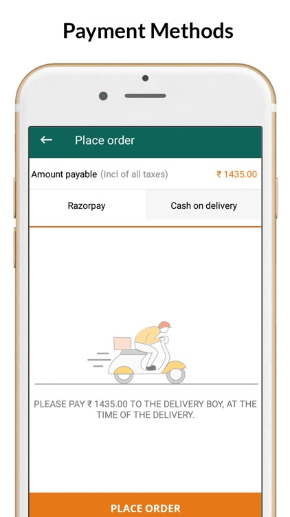 Krishidirect: Online grocery ordering