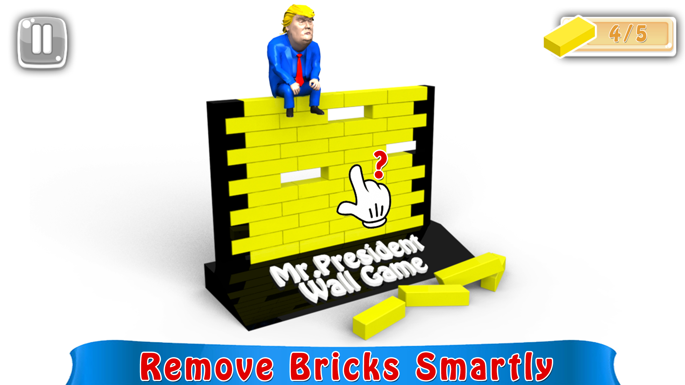 Mr President - Wall Game