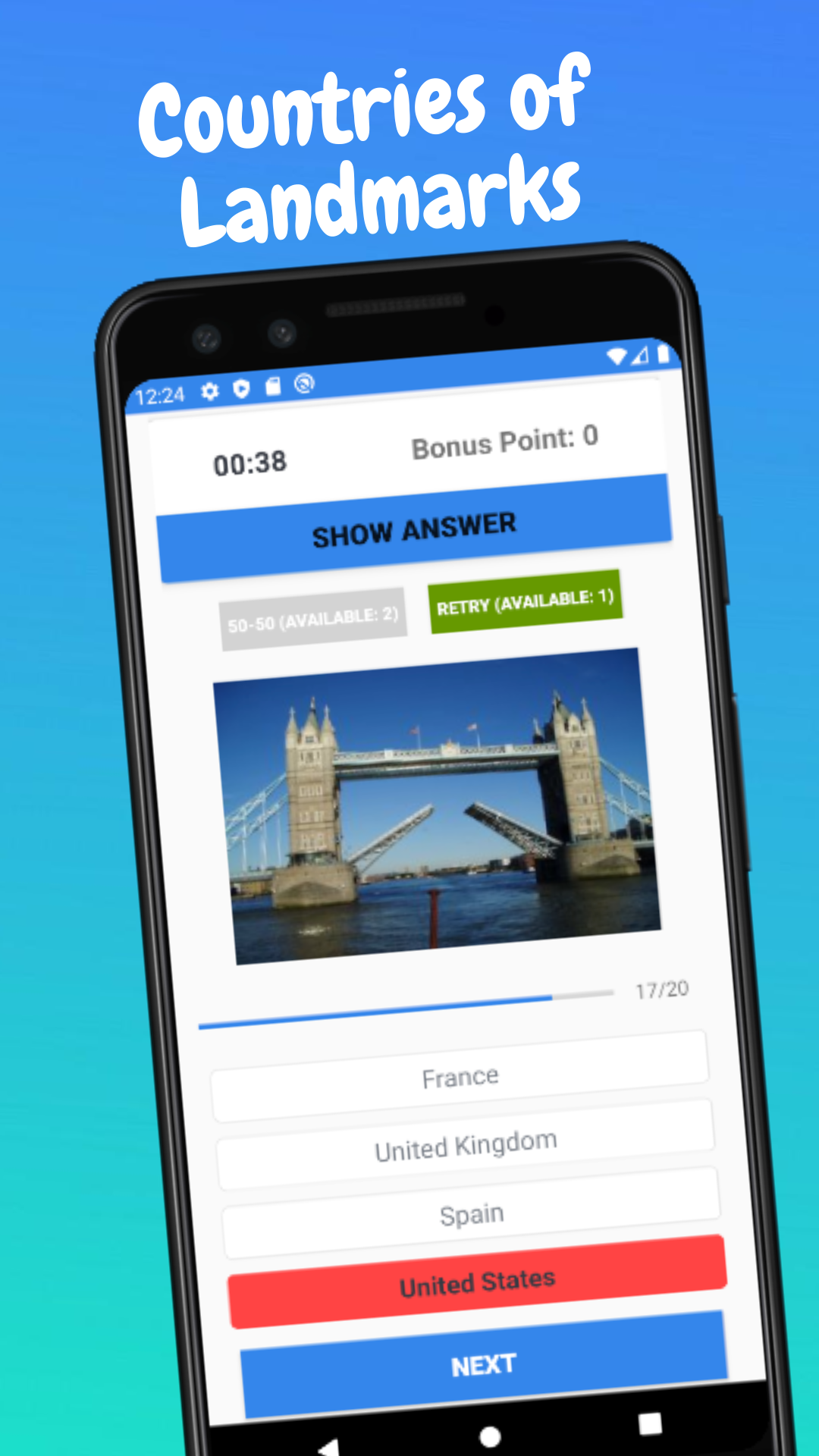 QuickUp: Quiz Challenge