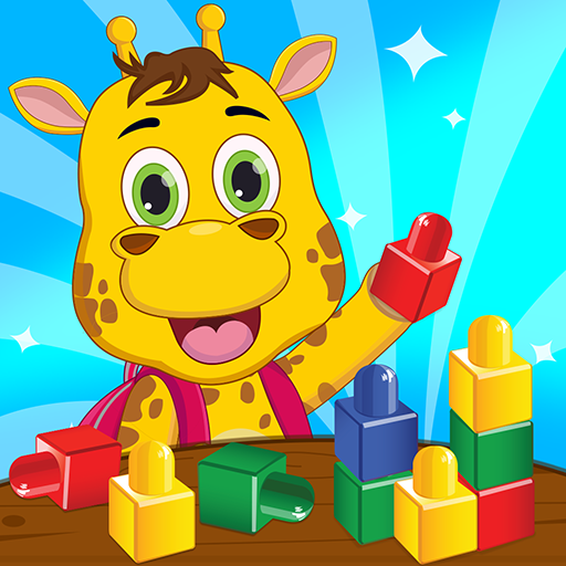 Toddler Puzzle Games - Jigsaw Puzzles for Kids