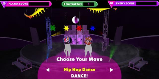 80s dance battle