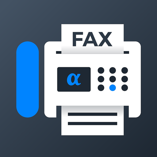 Alpha Fax - Scan & Send Faxes