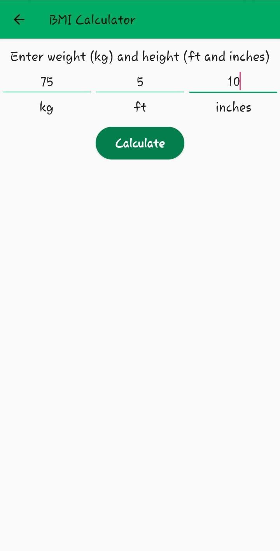 BMI Calculator Ideal Weight: Weight Loss Tracker