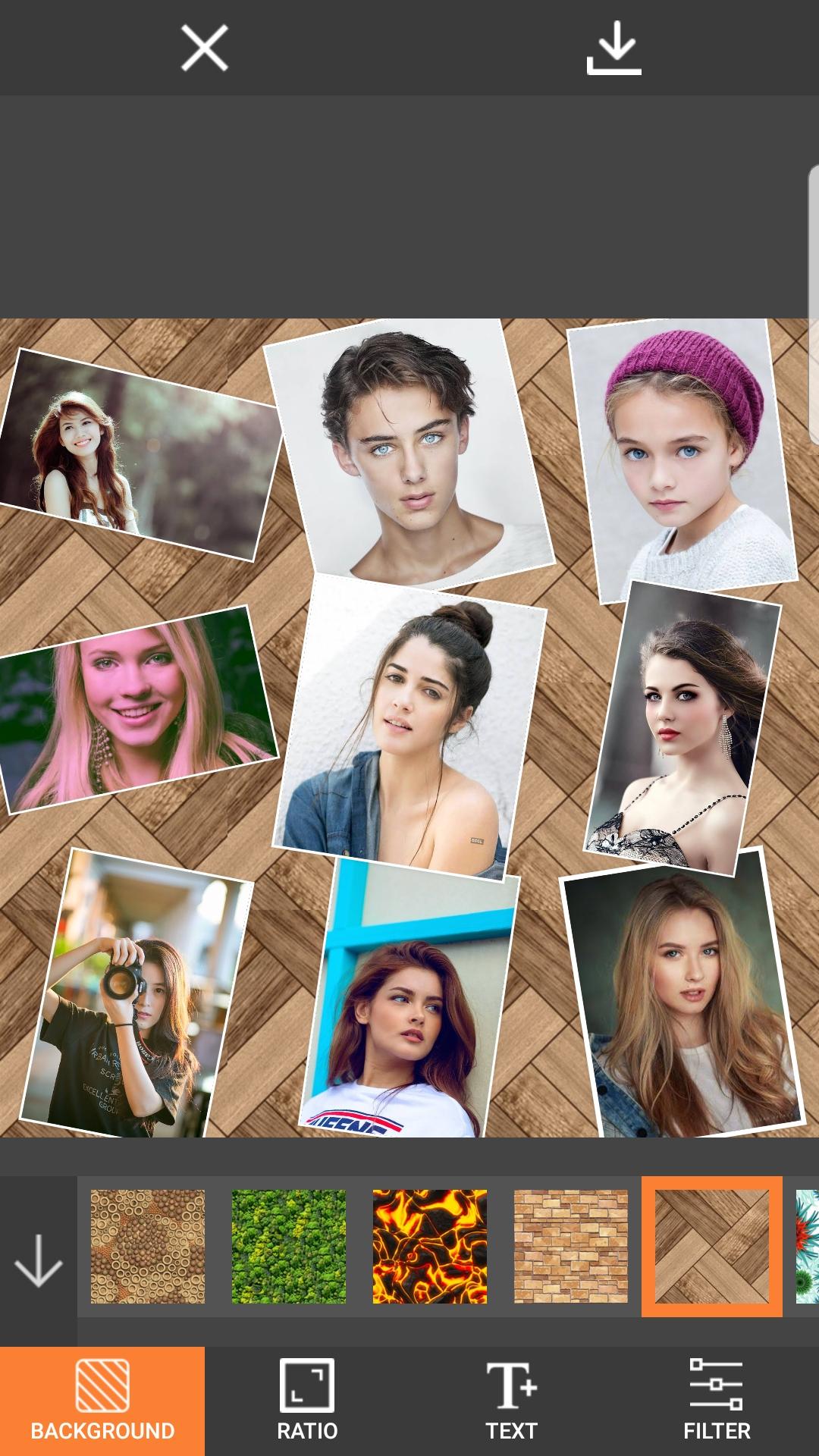 Photo Collage Maker - Photo Collage & Photo Editor