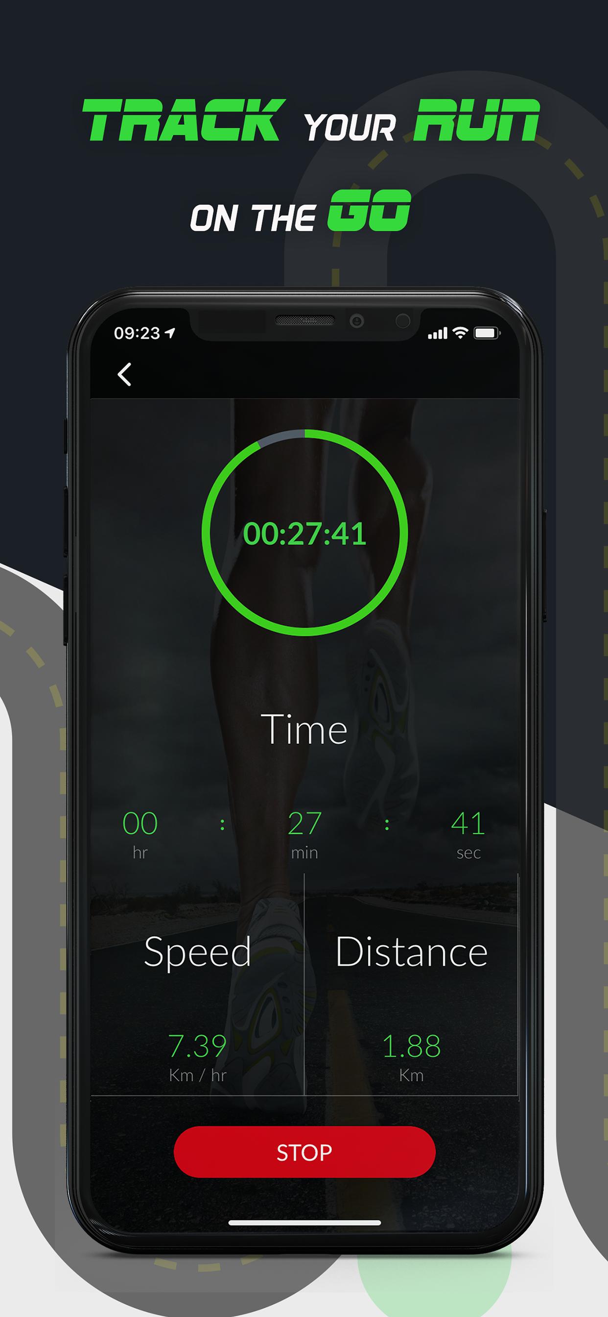 Run Trackr