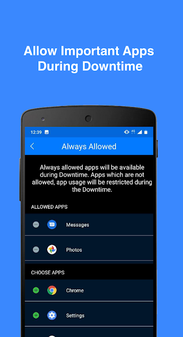 Stay Away: Phone Addiction Controller Antisocial
