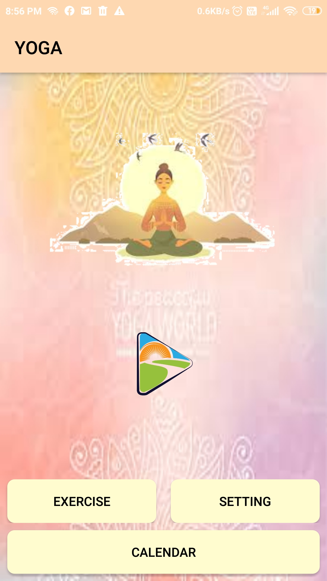Yoga - Fitness & Health