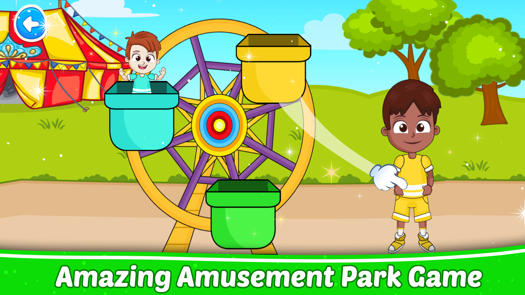 Baby Games: Toddler Games for Free 2-5 Year Olds