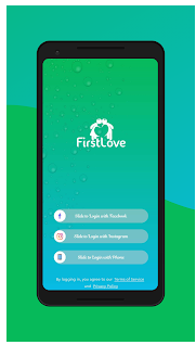 First Love: Online dating app to find your match