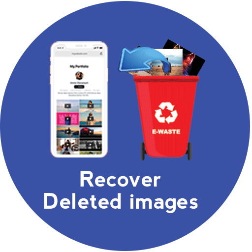 photo recovery- recover deleted photos