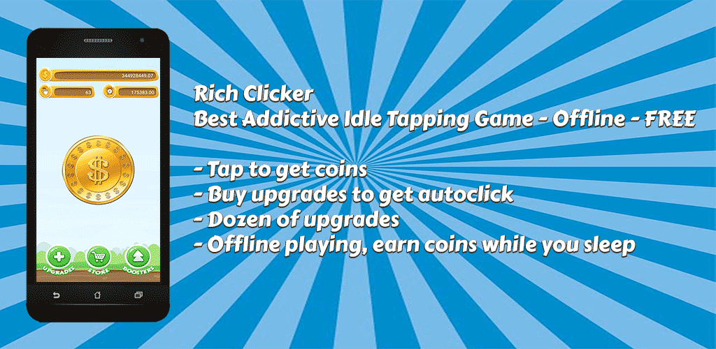 Rich Clicker