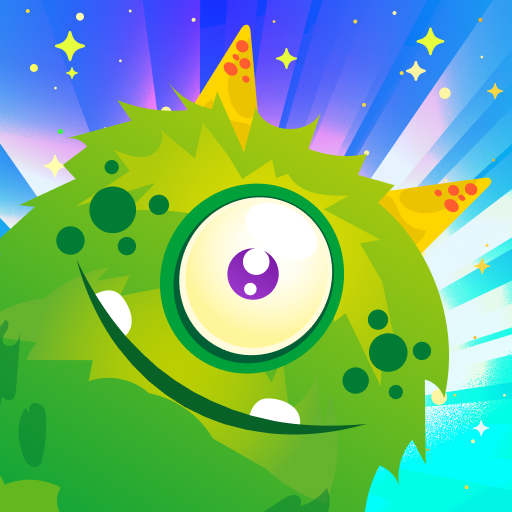 Cosmo Monsters. Free Casual Spaceship Ball Mission