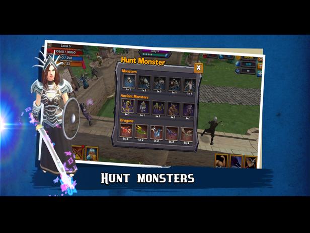 Grow Kingdom: Heroes & Monsters