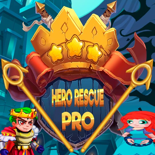 Hero Rescue PRO - Pin Pull - Save Princess