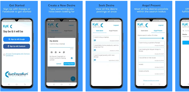 KunFayaKun : Connect your desires & find deals