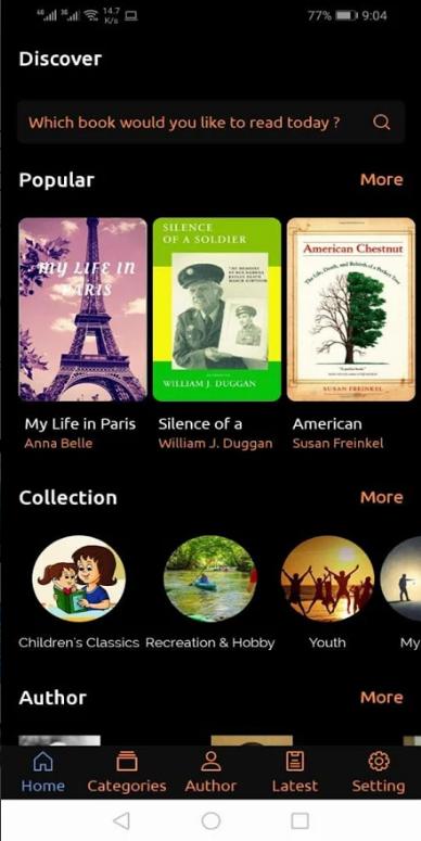 eBook Reader Plus – Your Free eBook Reader App