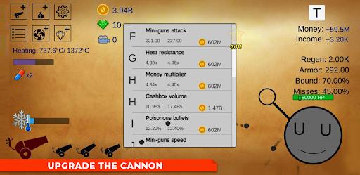 Idle Cannon