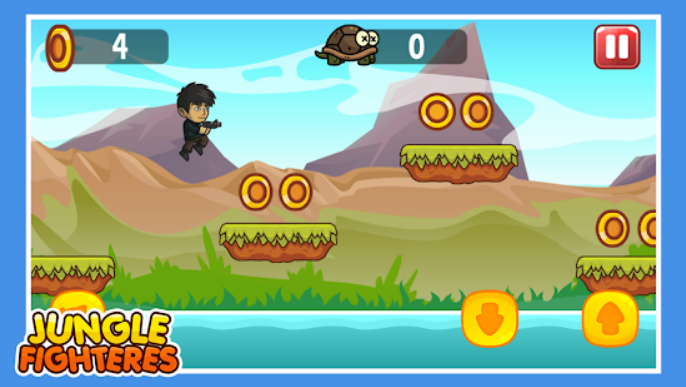Jungle Fighters Quest