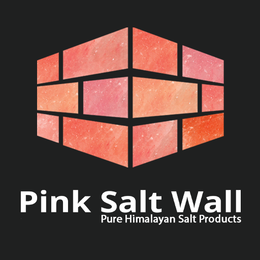 Pink Salt Wall