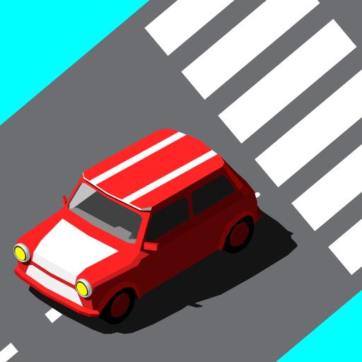 Smashy Road - Fun Race 3D