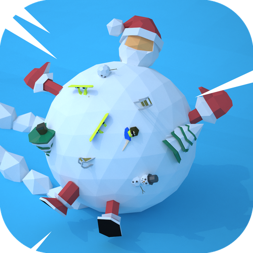 SnowBall - Free Winter Game
