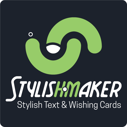Stylish Maker - Fonts, Wishing Cards & Stickers