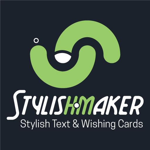 Stylish Maker - Fonts, Wishing Cards & Stickers