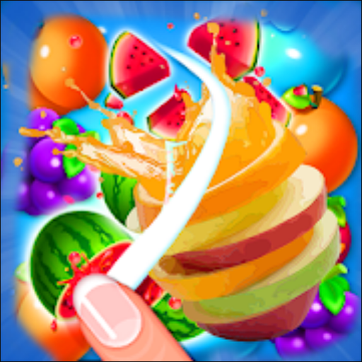Candy Fruit Blast Game: Match 3 Fruit Link Puzzle