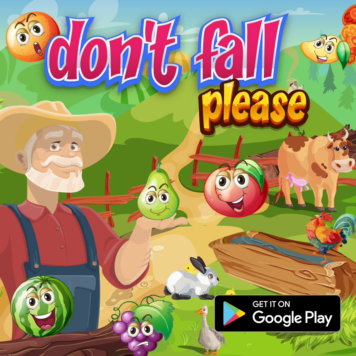Don't Fall Please