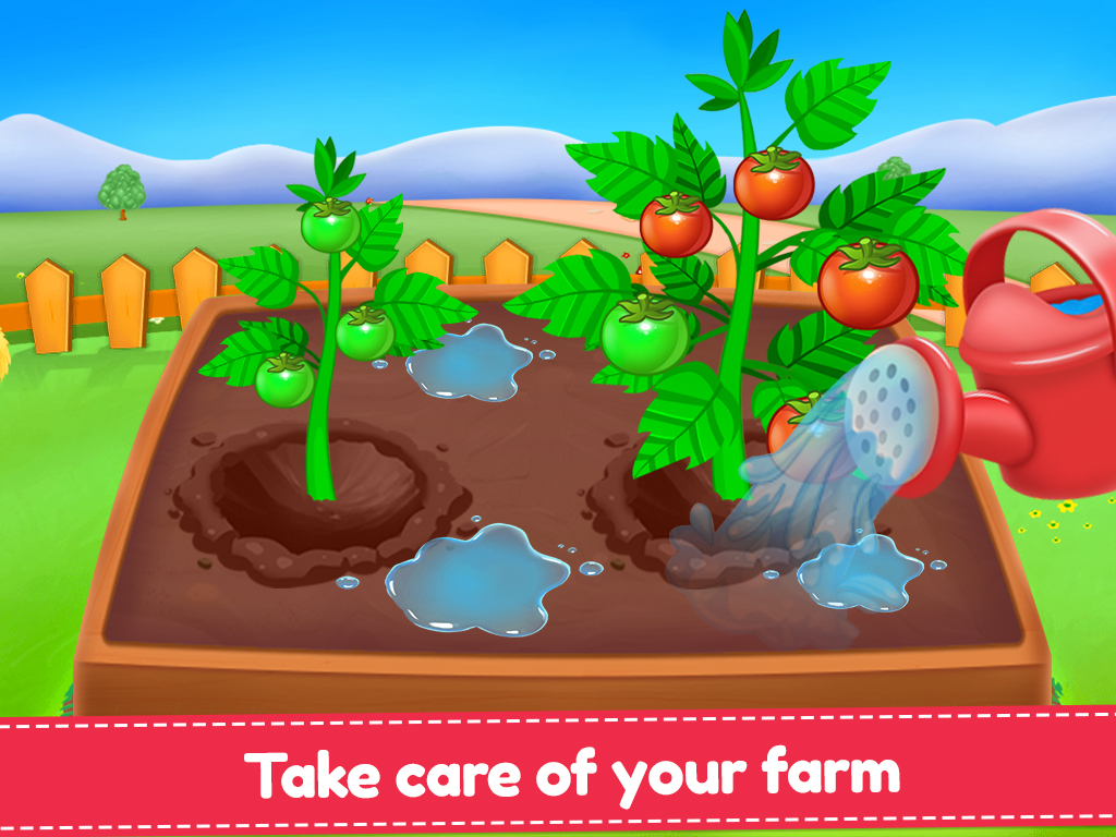 Farm Build Tycoon: Offline Game