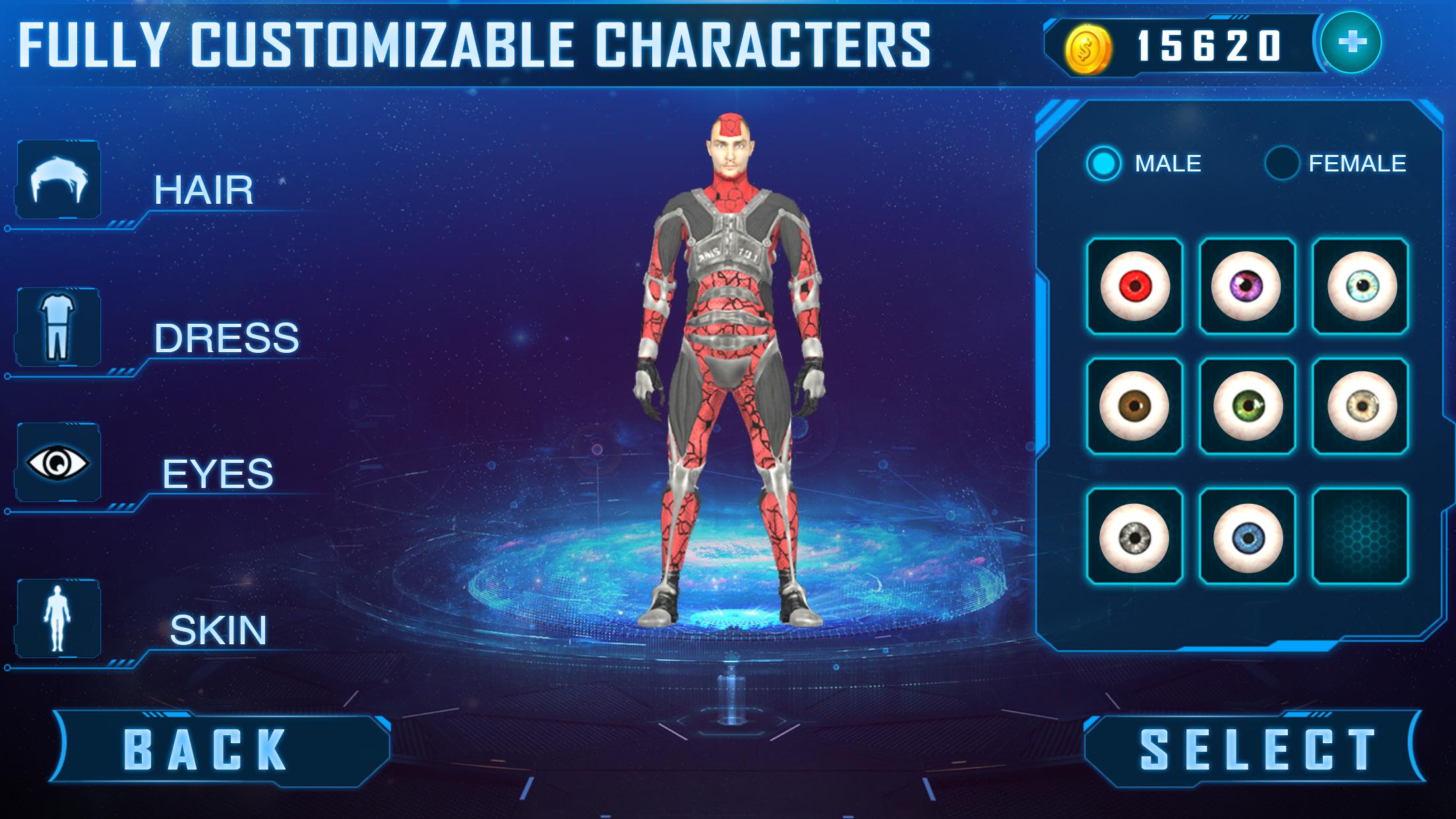 Ninja Flash - Star Lords War