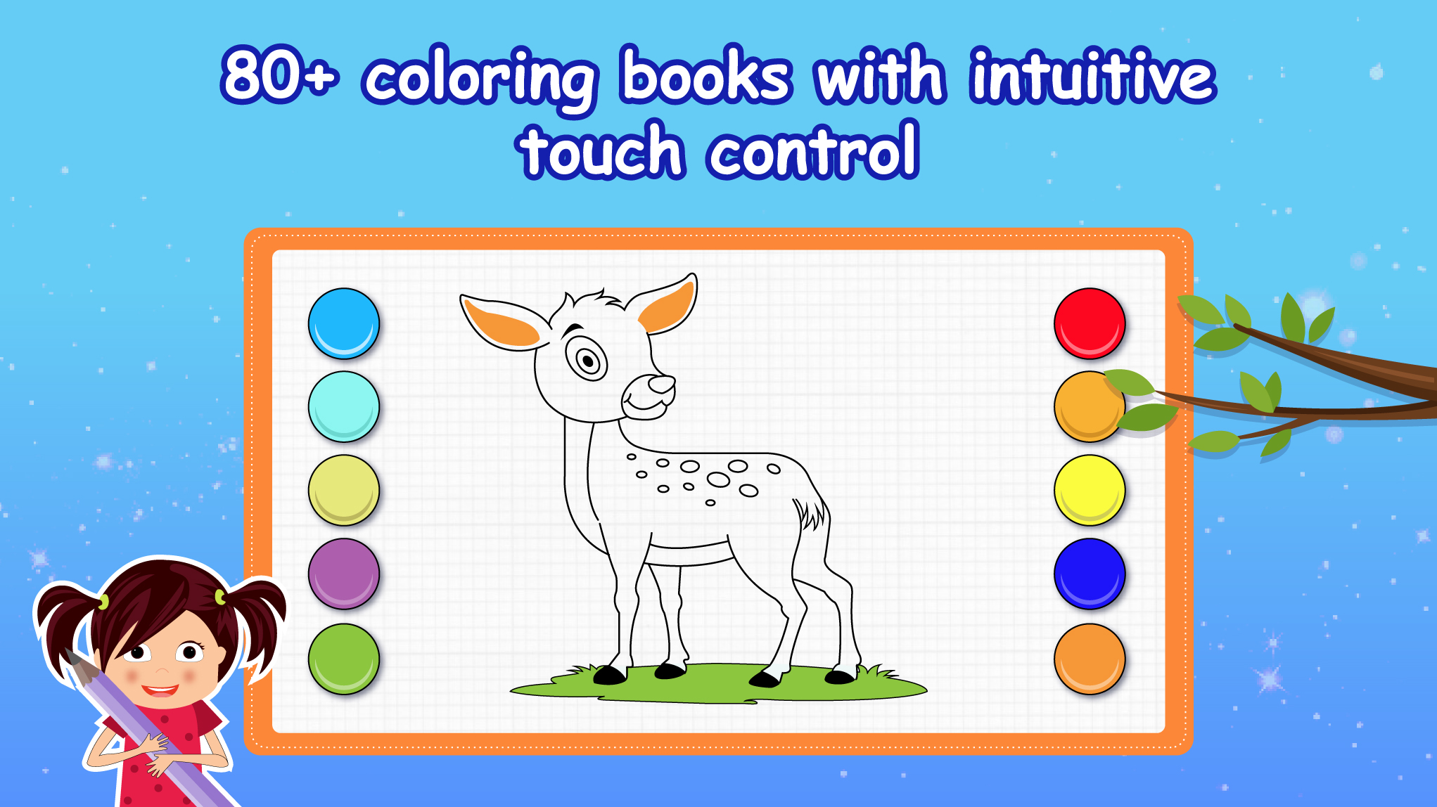 Preschool Learning Games for Kids & Toddlers