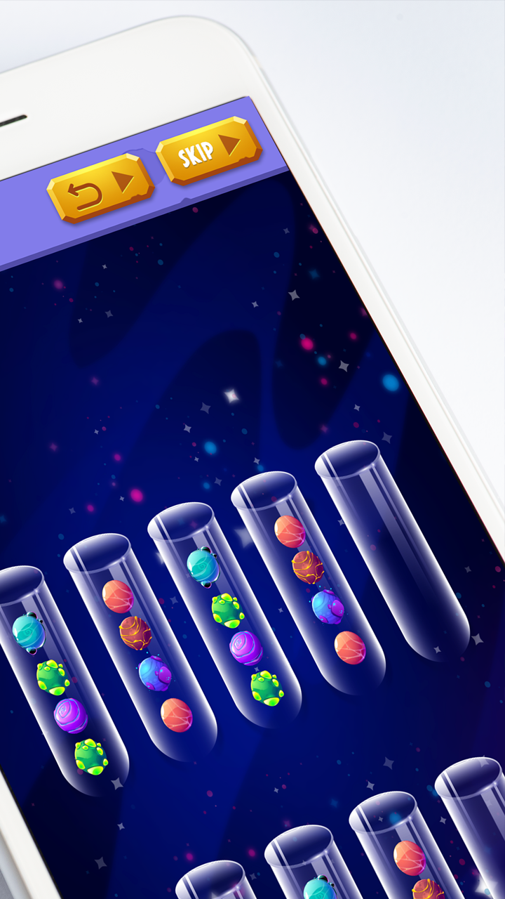 Sort Master - Ball Sorting Puzzle Game