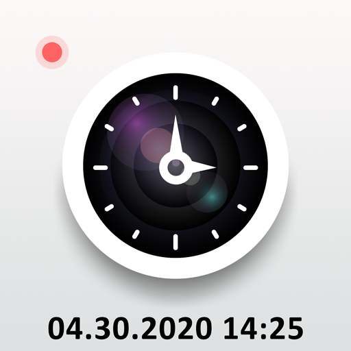 Timestamp camera: DateTime location stamp on photo