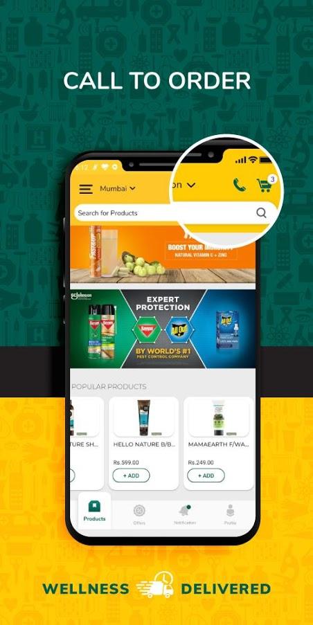 WellnessForever - Most Trusted Online Medicine App