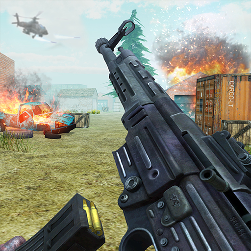Counter attack FPS Shooter: New Shooting Game 2021
