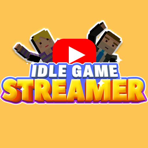 Idle Streamer Game